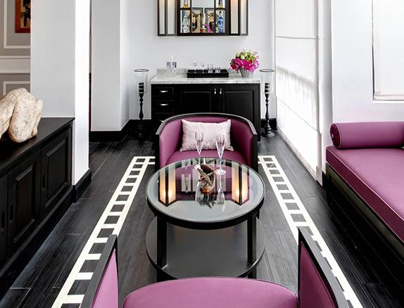 Mae Nam Suite Living Room