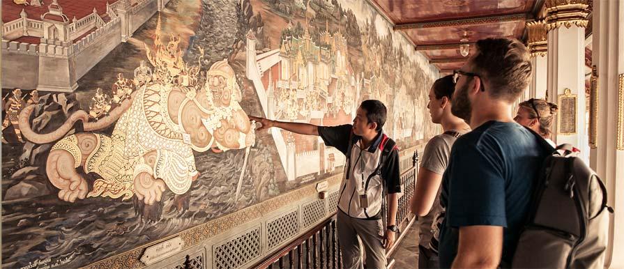 Bangkok Classic Sights Tour