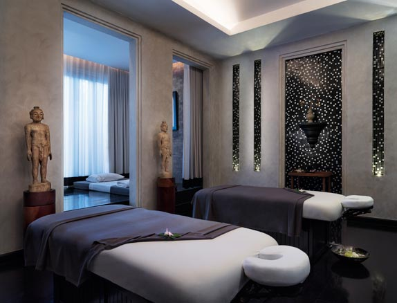 Opium Spa Treatment Room