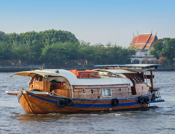 Chao Phraya Sunset Cruise