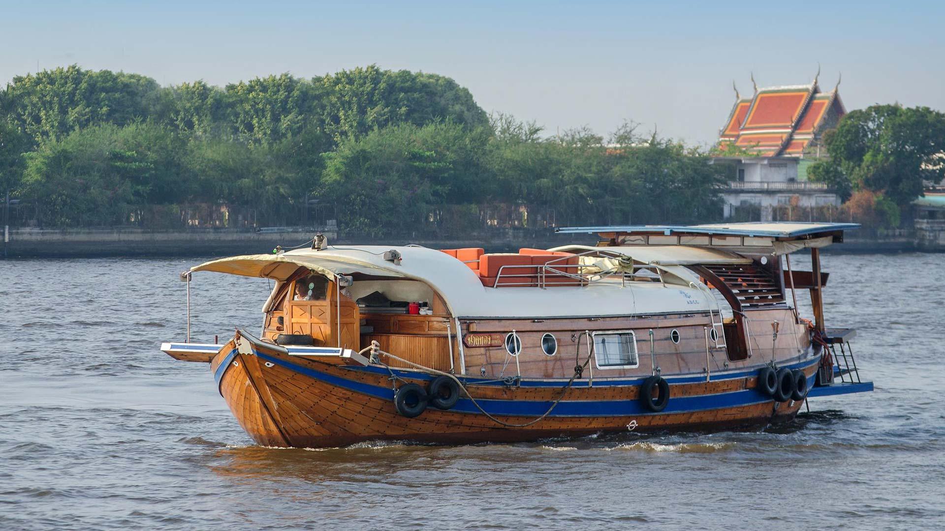 The Siam Sunset Cruise