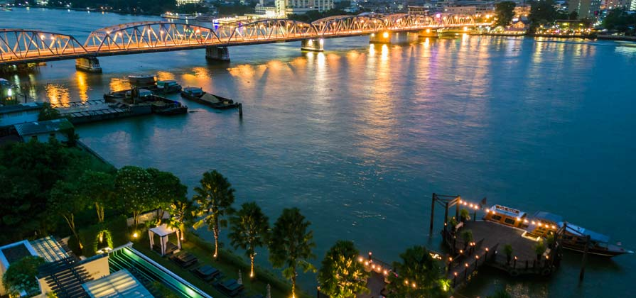 Riverside at The Siam