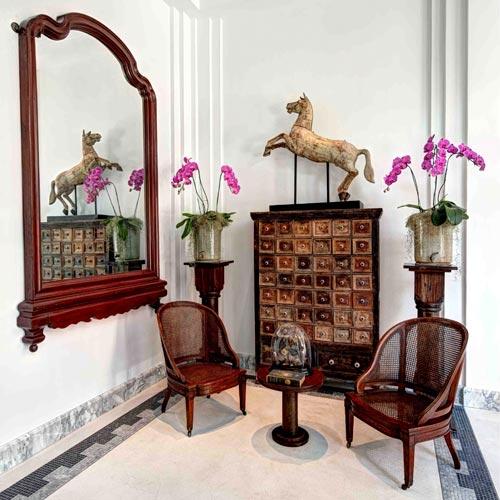 Design at The Siam