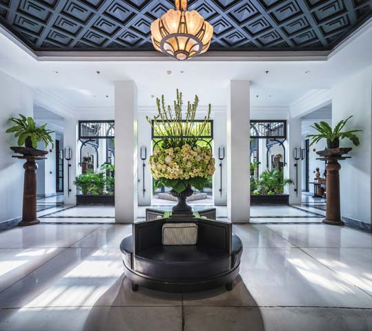 A Luxury Bangkok Hotel On The Chao Phraya The Siam Hotel