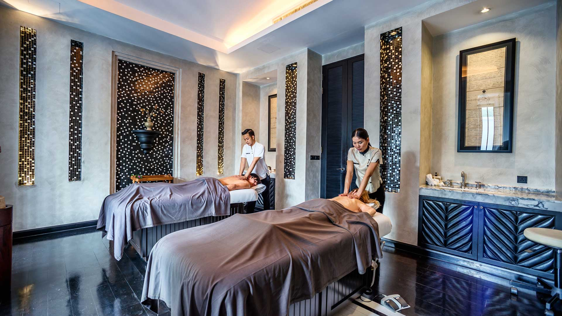 A day of pampering | The Siam Hotel, Bangkok